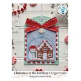 Luminous Fiber Arts Stickvorlage Christmas In The Kitchen - Gingerbread