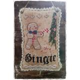 Fairy Wool In The Wood Stickvorlage Gingie
