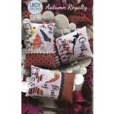 Lindy Stitches Stickvorlage Autumn Royalty