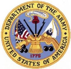 Imaginating Stickvorlage Army Emblem