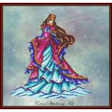 Cross Stitching Art Stickvorlage Anastasia