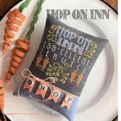 Hands On Design Stickvorlage Hop On Inn