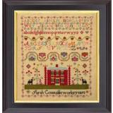 Mill On The Floss Samplers Stickvorlage Sarah Constable