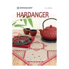 Zweigart Hardanger Stickanleitungen No. 316