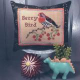 Bendy Stitchy Designs Stickvorlage Berry Bird