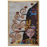 Barbara Ana Stickvorlage Dreaming Of Klimt