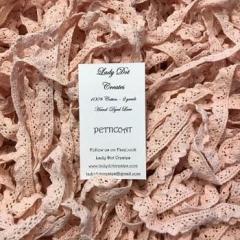 Lady Dot Creates Lace Spitzenband Petticoat