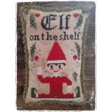 Stickvorlage Fairy Wool In The Wood Elf On The Shelf