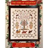 Monticello Stitches Stickvorlage King Of Creation