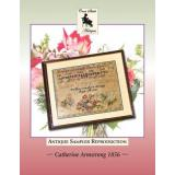Stickvorlage Cross Stitch Antiques  Catherine Armstrong