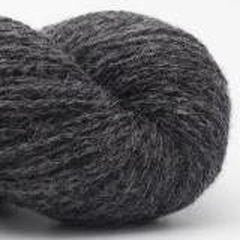 BC Garn - Bio Shetland Farbe 43 Dunkelgrau
