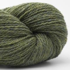 BC Garn - Bio Shetland Farbe 56 Dunkelgrün