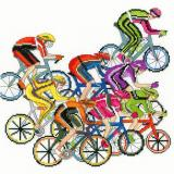 Stickpackung Bothy Threads XJR40 Cycling Fun 26x26